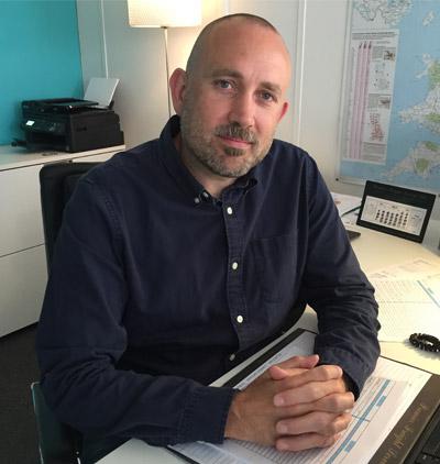 Aidan Simmen – Transport Manager - Shore Logistics Ltd